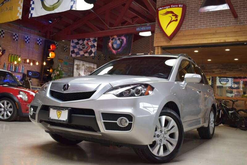 2010 Acura RDX for sale at Chicago Cars US in Summit IL