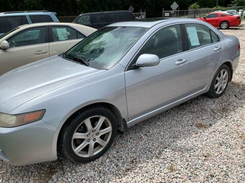 2004 Acura TSX for sale at JM Car Connection in Wendell NC