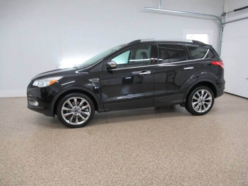 2014 Ford Escape for sale at HTS Auto Sales in Hudsonville MI