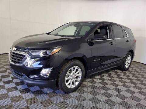 2018 Chevrolet Equinox for sale at PHIL SMITH AUTOMOTIVE GROUP - Joey Accardi Chrysler Dodge Jeep Ram in Pompano Beach FL