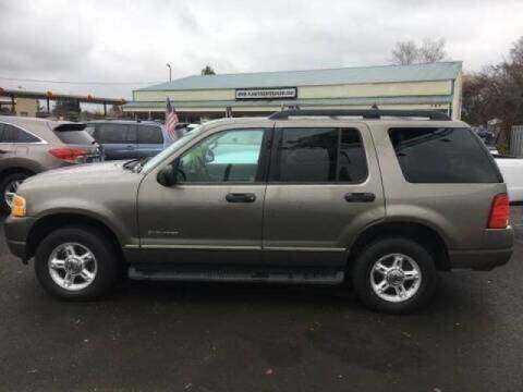 2005 Ford Explorer for sale at PJ's Auto Center in Salem OR