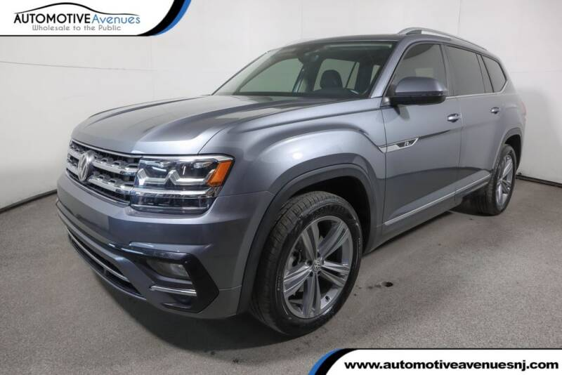 2018 Volkswagen Atlas for sale in Farmingdale, NJ