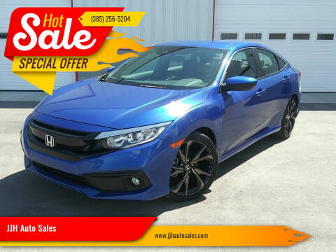 2019 Honda Civic for sale at JJH Auto Sales in Salt Lake City UT