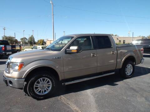 2012 Ford F-150 for sale at Cars R Us in Chanute KS