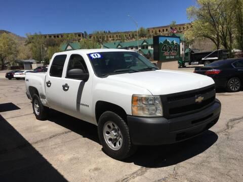 2011 Chevrolet Silverado 1500 for sale at 4X4 Auto Sales in Durango CO