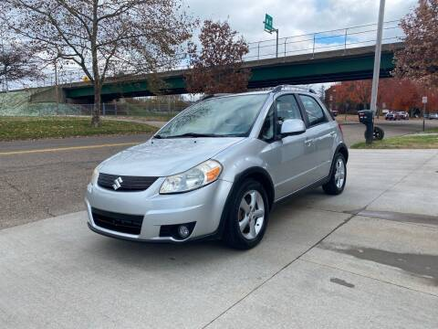2009 Suzuki SX4 Crossover for sale at Dalton George Automotive in Marietta OH