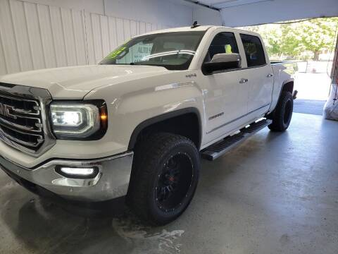 2018 GMC Sierra 1500 for sale at Bailey Family Auto Sales in Lincoln AR