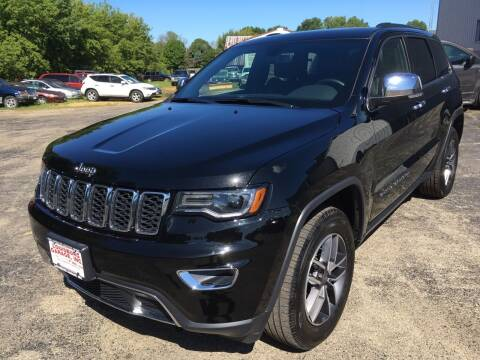 2019 Jeep Grand Cherokee for sale at Louisburg Garage, Inc. in Cuba City WI