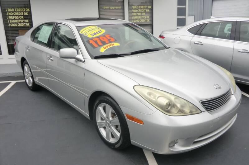 2005 Lexus ES 330 for sale at Glory Motors in Rock Hill SC