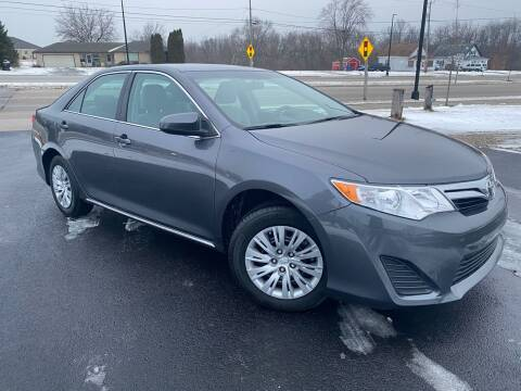 2014 Toyota Camry for sale at Wyss Auto in Oak Creek WI