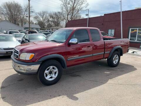 2002 Toyota Tundra for sale at B Quality Auto Check in Englewood CO