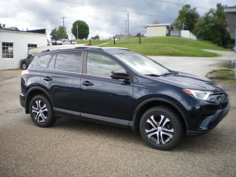 2017 Toyota RAV4 for sale at Starrs Used Cars Inc in Barnesville OH