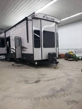 2021 Keystone Residence 40 FLFT for sale at Lakota RV - New Park Trailers in Lakota ND