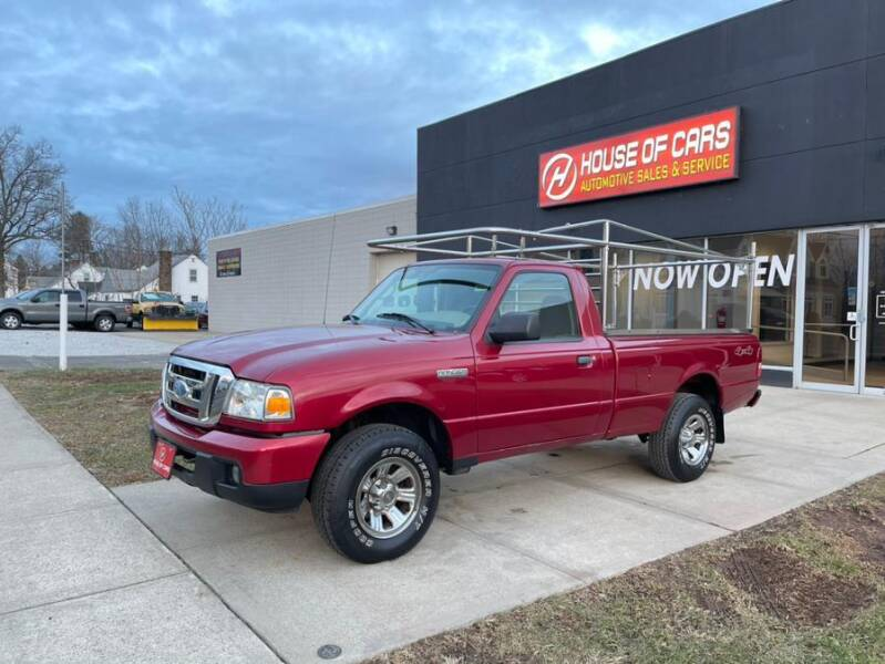 2007 Ford Ranger for sale at HOUSE OF CARS CT in Meriden CT