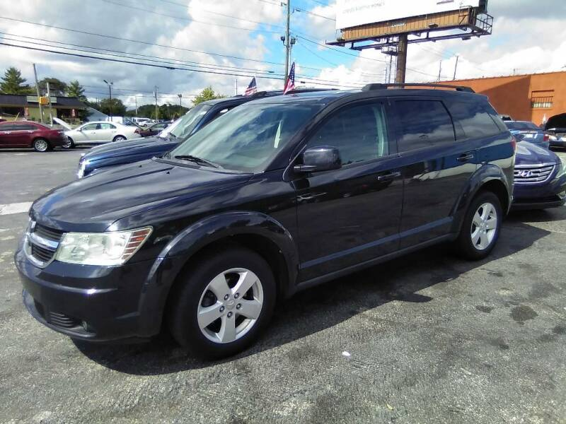 2010 Dodge Journey for sale at Honest Abe Auto Sales 4 in Indianapolis IN