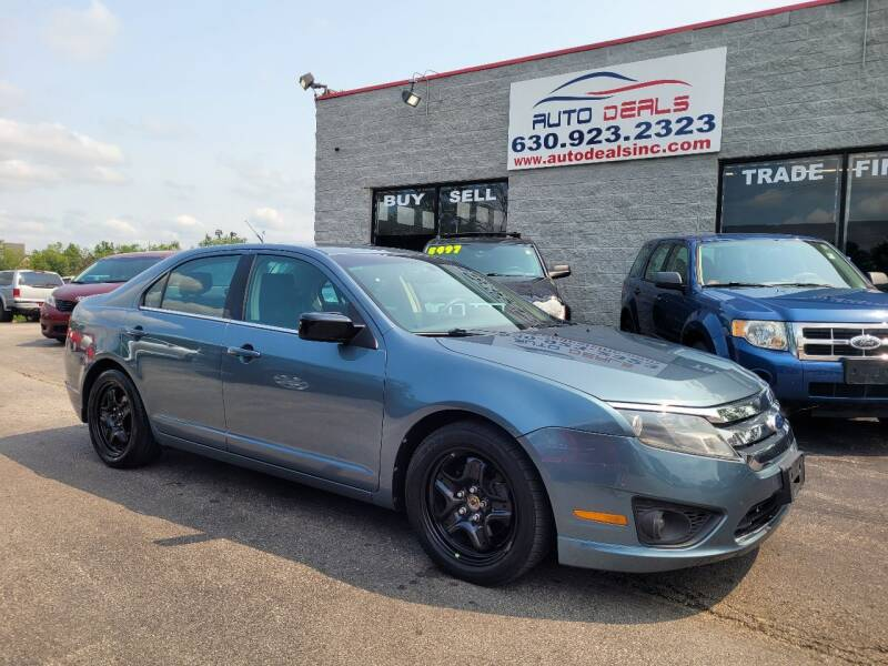 2011 Ford Fusion for sale at Auto Deals in Roselle IL