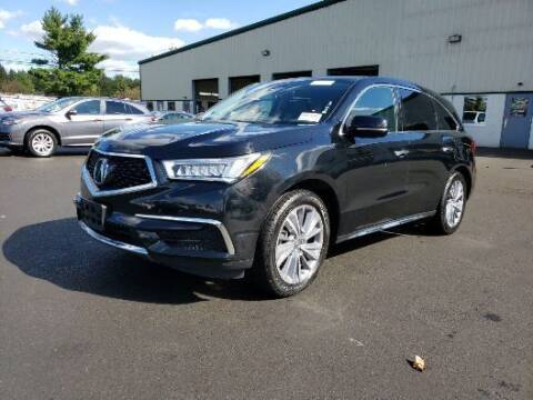 2018 Acura MDX for sale at Adams Auto Group Inc. in Charlotte NC