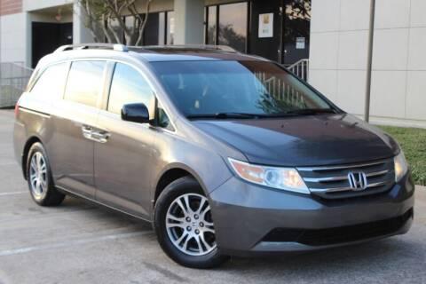 2012 Honda Odyssey for sale at DFW Universal Auto in Dallas TX