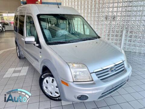 2011 Ford Transit Connect for sale at iAuto in Cincinnati OH