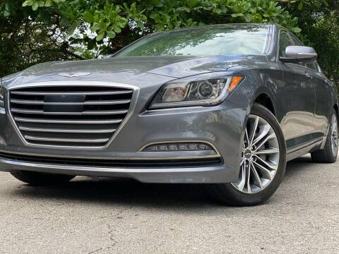 2017 Genesis G80 for sale at HIGH PERFORMANCE MOTORS in Hollywood FL