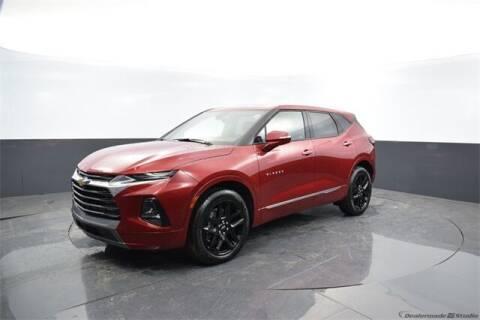 2021 Chevrolet Blazer for sale at BOB HART CHEVROLET in Vinita OK