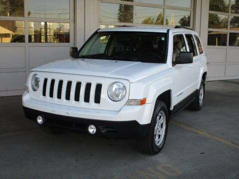2014 Jeep Patriot for sale at Select Cars & Trucks Inc in Hubbard OR