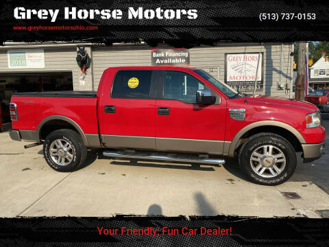 2005 Ford F-150 for sale at Grey Horse Motors in Hamilton OH