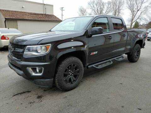 2019 Chevrolet Colorado for sale at MIDWEST CAR SEARCH in Fridley MN