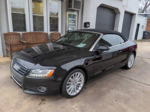2011 Audi A5 for sale at ROBINSON AUTO BROKERS in Dallas NC