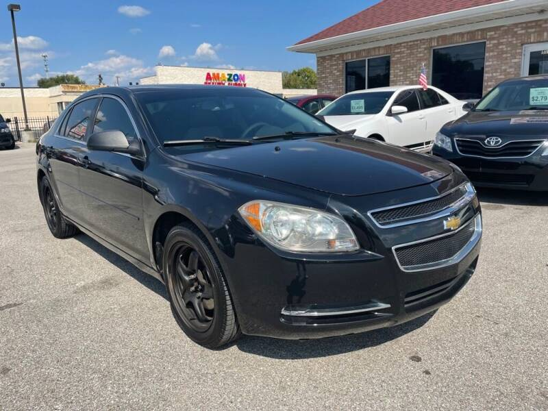 2011 Chevrolet Malibu for sale at Honest Abe Auto Sales 1 in Indianapolis IN