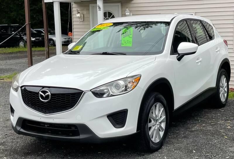 2014 Mazda CX-5 for sale at Landmark Auto Sales Inc in Attleboro MA