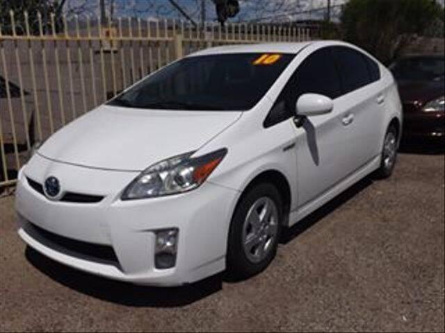 2010 Toyota Prius for sale at Hotline 4 Auto in Tucson AZ