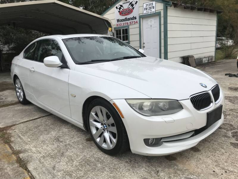 2011 BMW 3 Series for sale at AUTO WOODLANDS in Magnolia TX