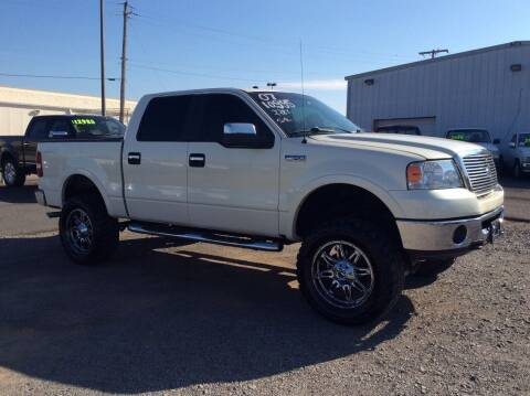 2007 Ford F-150 for sale at Road Runner Autoplex in Russellville AR