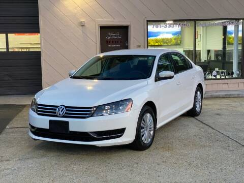 2014 Volkswagen Passat for sale at Eagle Auto Sales LLC in Holbrook MA