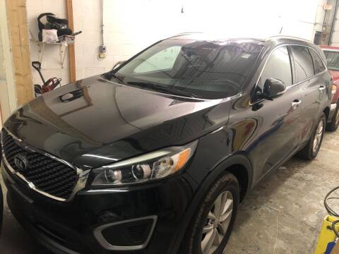 2017 Kia Sorento for sale at Cargo Vans of Chicago LLC in Mokena IL