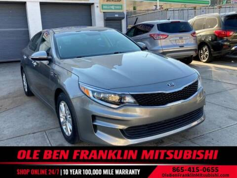 2016 Kia Optima for sale at Ole Ben Franklin Mitsbishi in Oak Ridge TN