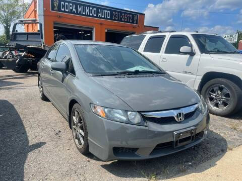 2010 Honda Civic for sale at Copa Mundo Auto in Richmond VA