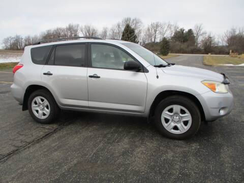 2008 Toyota RAV4 for sale at Crossroads Used Cars Inc. in Tremont IL