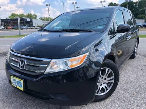 2012 Honda Odyssey for sale at Carterra in Norfolk VA