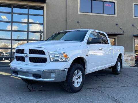 2016 RAM Ram Pickup 1500 for sale at Unlimited Auto Sales in Salt Lake City UT