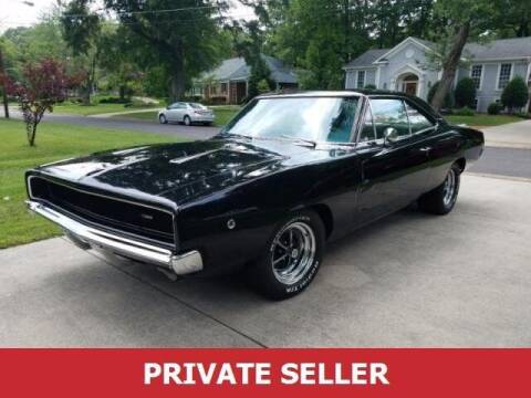 1968 Dodge Charger for sale at US 24 Auto Group in Redford MI