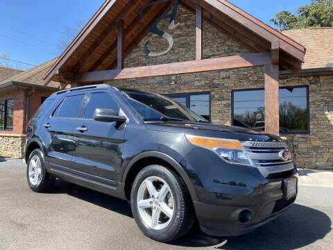 2013 Ford Explorer for sale at Auto Solutions in Maryville TN