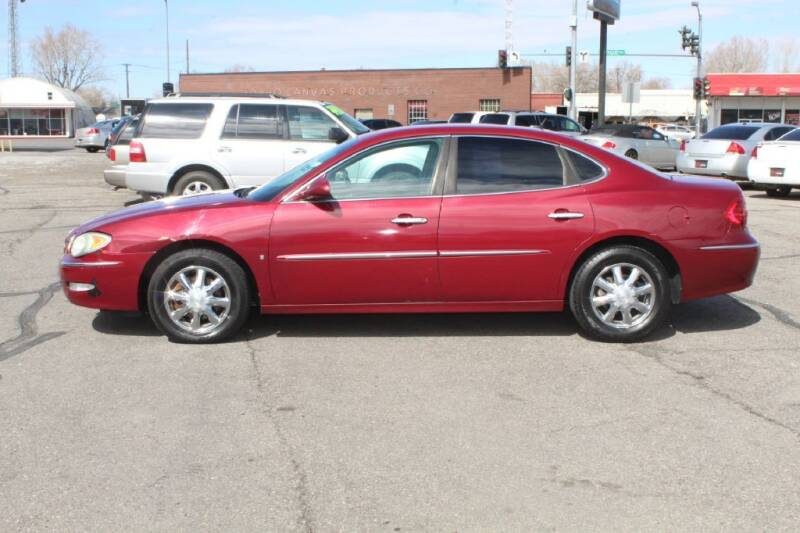 2006 Buick LaCrosse for sale at Epic Auto in Idaho Falls ID