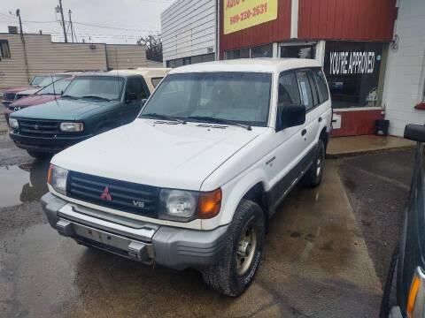 1993 Mitsubishi Montero for sale at Direct Auto Sales+ in Spokane Valley WA