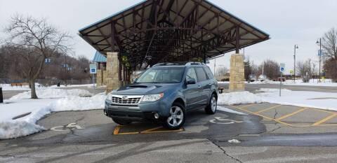2013 Subaru Forester for sale at D&C Motor Company LLC in Merriam KS
