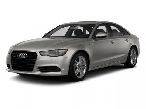 2014 Audi A6 for sale at HILAND TOYOTA in Moline IL