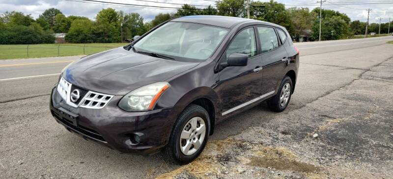 2014 Nissan Rogue Select for sale at 369 Auto Sales LLC in Murfreesboro TN