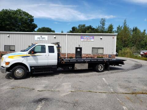 2011 Ford F-650 Super Duty for sale at GRS Auto Sales and GRS Recovery in Hampstead NH