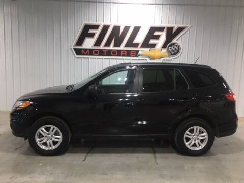 2010 Hyundai Santa Fe for sale at Finley Motors in Finley ND
